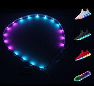 高品質点滅3V電池式3V LEDはライトに蹄鉄を打つ