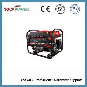 Reeks van de Generator van de Benzine 5.5kw van het Gebruik van het huis de Kleine Draagbare