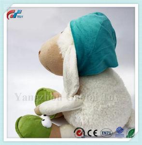 Venta caliente de Pascua personalizados de juguetes de peluche oveja Cosas para Bebés Juguetes Animales