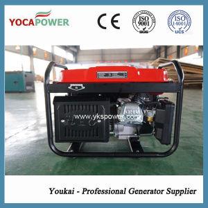 Горячая продажа Передвижные воздушные компрессоры с водяным охлаждением 3Квт мощности бензиновый генератор