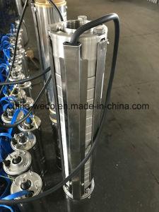 4SP5 de Acero Inoxidable pozo profundo bomba de agua eléctrica