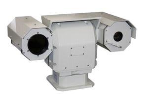 De openbare Veiligheid gebruikte de Camera van de Thermische Weergave met Videocamera