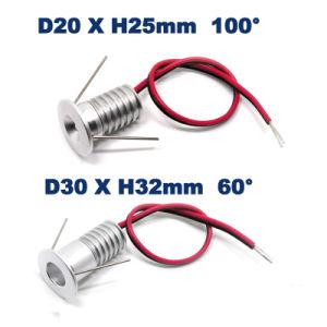2W 12V 24V mini Foco LED