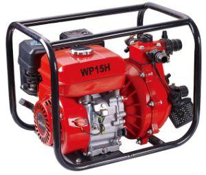 L'essence 1.5inch haute pression de pompe à eau avec deux Impellors/wp15h