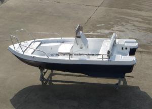De Boot van de Macht van /Speed van de Boot van de Motor van de Glasvezel van Aqualand 15feet 4.6m/van de Vissersboot van Sporten (150)