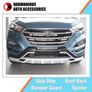OE paragolpes estilo protectores de la Hyundai Tucson 2015 2016