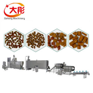Animal Volaille Poisson Aliments Les aliments pour poissons presse à granulés de la machine de l'extrudeuse