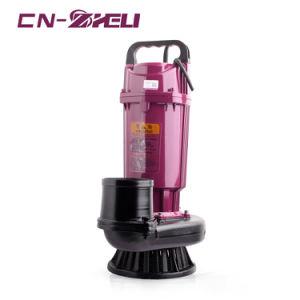 Qdx japonés de 3 pulgadas de 4 pulgadas de la bomba eléctrica sumergible baratos de fabricante de bombas de agua
