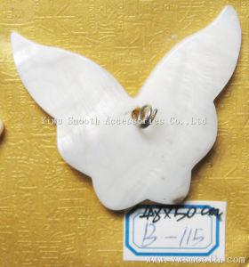 Accessori materiali delle coperture DIY di figura della farfalla dell'anello del braccialetto dei monili dei pendenti
