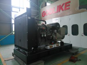 gruppo elettrogeno di potere 625kVA/500kw con il motore della Perkins (2806A-E18TAG2)