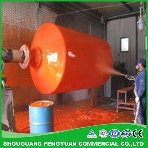 Secado rápido Non-Voc Polyurea para revestimiento de tanques de fábrica de tubos de /