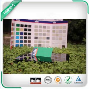 Umweltfreundliches kundenspezifisches Farben-Kleber-Polyester-Harz-hybride dekorative Puder-Innenbeschichtung
