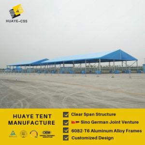 Im Freien großes Kabinendach-Ereignis-Zelt für Haupttribüne (hy908b)