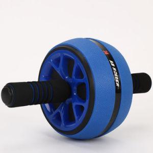 El equipo de entrenamiento de gimnasio ABS ejercicio abdominal posterior rueda Ab Roller