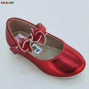2019 Nuevos Zapatos de Vestir niñas Nuevo Partido Vestir Zapatos de Tacón para niños