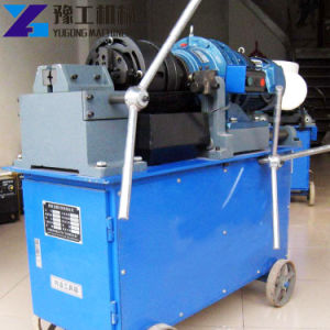 La vis de formage à froid de décisions CNC barre en acier nervure Peeling Machine à filetage par roulage
