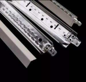 Suspensão de Castelo Branco Girds T-Bar para PVC/forro de gesso Bardo T/T de Teto Cinge/Plano da ranhura