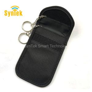 Anti-Theft, Anti-Hacker Signal clé voiture sans fil Blocker Punch Le sac en cuir