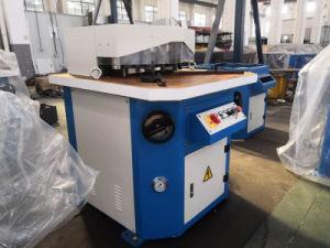 Q28y-6X200 Angle de 90 degrés angle hydraulique Machine de découpe de l'encoche