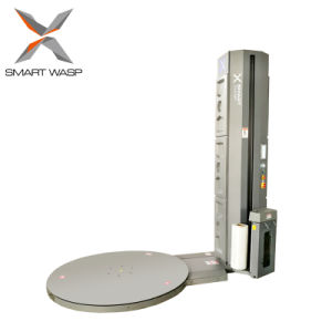Smart Palete de vespas stretch wrapping Máquina com certificado CE