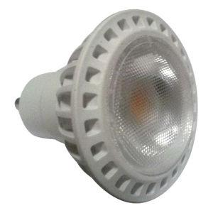 GU10 8W COB Mr 16 del punto de luz