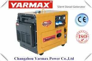 Generatore diesel approvato 2kw del Ce di Yarmax per elettricità domestica di fuori-Griglia o di potere