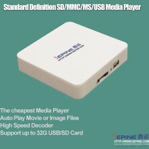 5c USB SD Card Auto jugar mini reproductor multimedia portátil