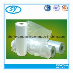 Pack de plaine claire sur le rouleau de sac en plastique