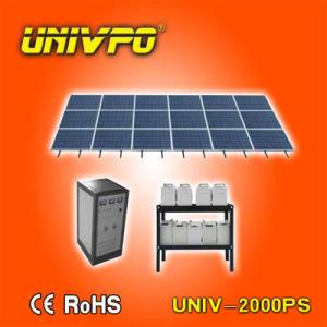 2000W Sistema de aire acondicionado solar de 48 VDC (UNIV-2000PS).