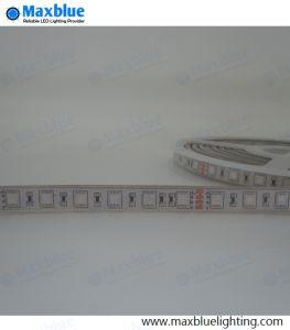IP68 striscia impermeabile RGB 300 14.4W del silicone LED