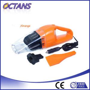 強力な車の掃除機(オレンジ)
