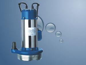 잠수할 수 있는 하수 오물 펌프