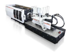 1280 Ton de poupança de energia de alta eficiência da máquina de injeção (AL-UJ/1280C)
