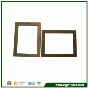 Decoration를 위한 간단한 Design Wooden Picture Frame