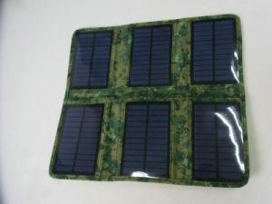 1 año de garantía de alta calidad diseñado fábrica de la bolsa de energía solar plegable