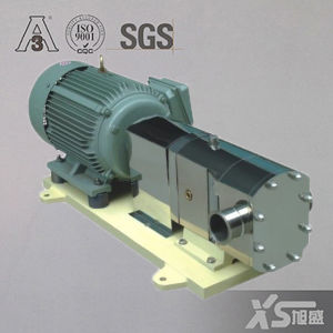 Stainless Steel Food Grade Double-Wing Rotor Pump