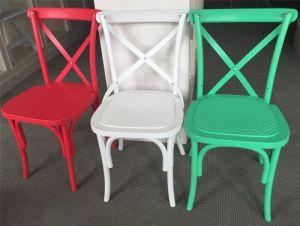 2015 새로운 디자인 수지 플라스틱 Crossback 의자