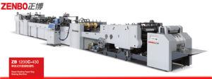 Máquina de Hacer Bolso de Alimentación de Hoja de sin Mango Zb1200c-430