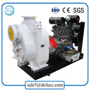 8 Zoll-Dieselmotor-zentrifugale Wasser-Pumpe für Bewässerungssystem