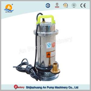 Pompa sommergibile dei residui dell'acciaio inossidabile