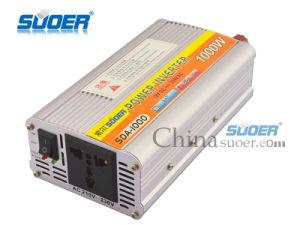 AC 220V 태양 에너지 변환장치 (SDA-1000A)에 Suoer 1000W DC 12V