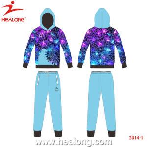 중국 최고 판매 운동복에 의하여 승화되는 차가운 패턴 남자 Hoodies 셔츠
