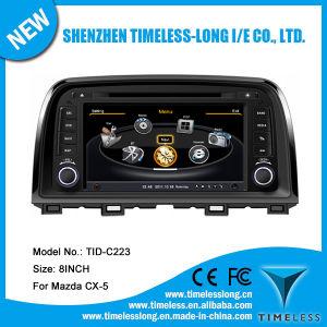 Mazda Cx 5 Series Car DVD (TID-C223)를 위한 S100 Platform