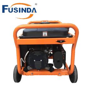 mini kleiner leiser elektrischer Generator des Benzin-2.5kw für Hauptgebrauch