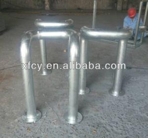 Venta caliente fuerte barrera valla de acero (ISO aprobado).