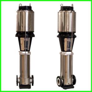 Pompe centrifughe a più stadi dei motori a basso rumore verticali dell'indicatore luminoso dell'acciaio inossidabile