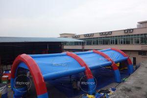 耐久の商業大きく膨脹可能な燃料庫のテント