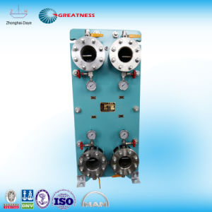 위생 Stainless Steel 304 316L Plate Heat Exchanger