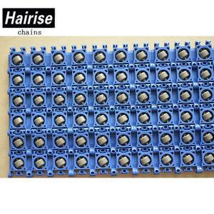 Hairies 600 fijar el tipo de vínculo correa plana con la bola de neumáticos, o de la industria logística
