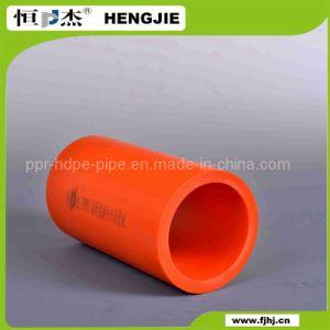 Cable de HDPE tubería para la protección del cable